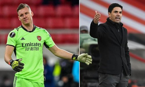 Bernd Leno admits he is yet to hold talks with Arsenal over a new deal