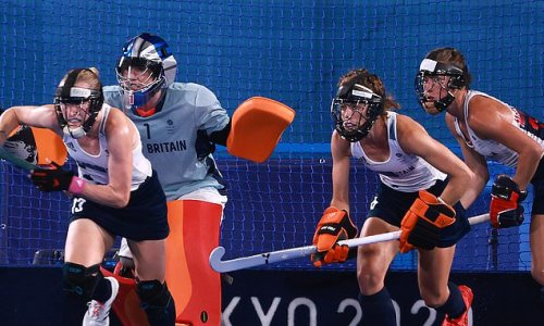 Team GB women's hockey suffer second group defeat at Tokyo