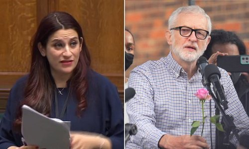 Corbyn faces fury as he denies Jewish MP was 'hounded out' of party