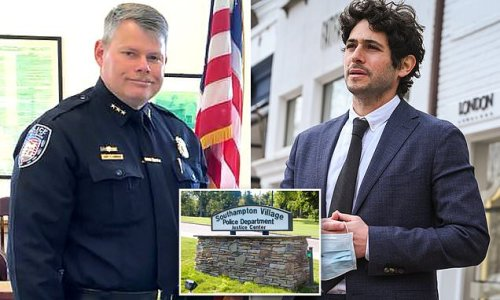 New York village police chief to get $774K retirement payout