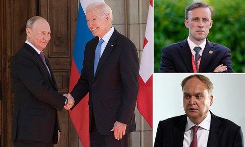 Biden's national security adviser defends Putin approach