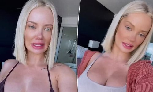 MAFS: Busty Jessika Power breaks silence on plastic surgery rumours