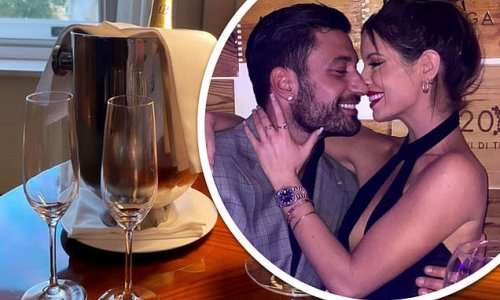 Has Maura Higgins reunited with Strictly ex Giovanni Pernice?