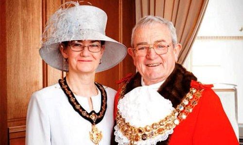 Former mayor, 68, found dead after suffering 'caffeine poisoning'