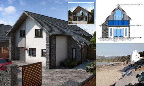 Plans for family homes in North Wales are blocked over language fears
