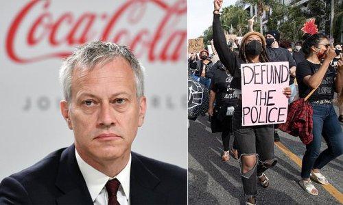Is Coke rethinking woke? Soft drink giant 'pauses' diversity plan