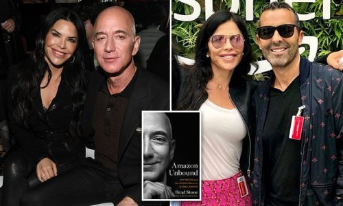 Jeff Bezos push theory Saudi Arabia leaked affair with Lauren Sanchez