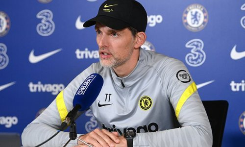 Tuchel urges Chelsea to 'prove' they are favourites for the title