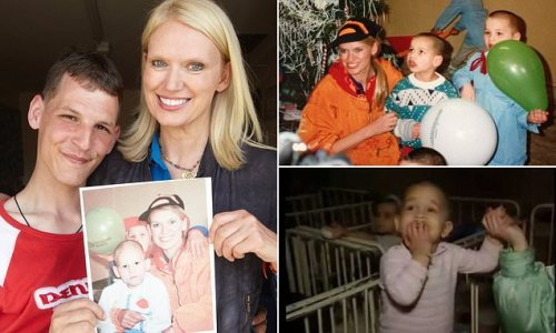 Anneka Rice marks 30 years since TV show revealed orphanage