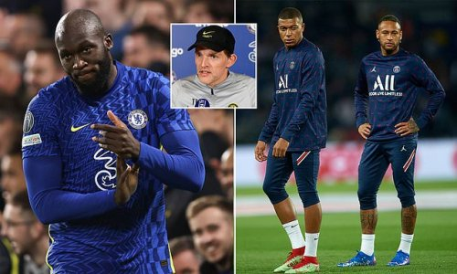 Tuchel claims it is 'EASIER' to manage Lukaku than Neymar and Mbappe