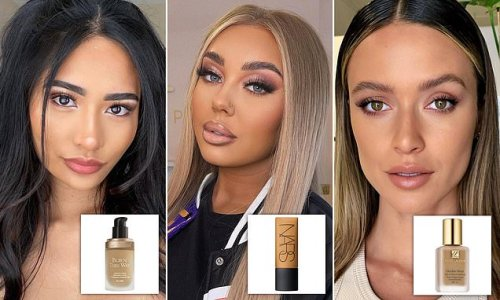 REVEALED: The top three best-selling foundations in Australia