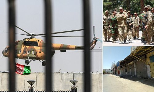 Afghan commandos deployed to stop first major city falling to Taliban