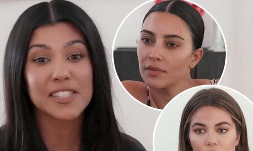 Kourtney Kardashian talks challenges mixing business and friendship