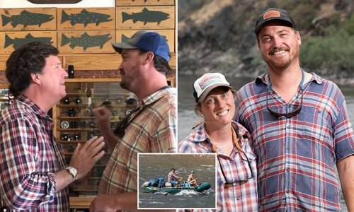 Montana man who confronted Tucker Carlson has no regrets