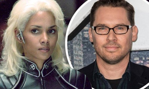"""Halle Berry 'told director Bryan Singer to """"kiss me Black a**""""'"""