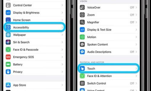 Apple's iOS 14 lets users control iPhone without touching the screen