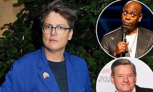 Hannah Gadsby slams Netflix over Dave Chappelle transphobia scandal