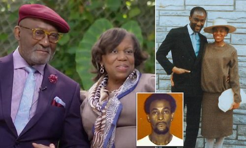 Woman discovers her husband of 30 years is an escaped CONVICT