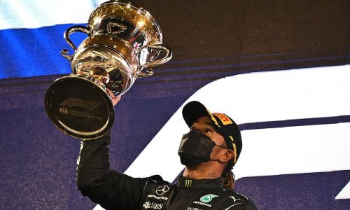 Lewis Hamilton 'willing to take pay cut'... but 'wants bonus DOUBLED'