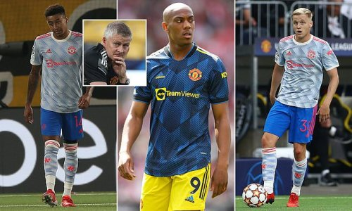 Manchester United 'planning cull of SEVEN first-team stars in January'