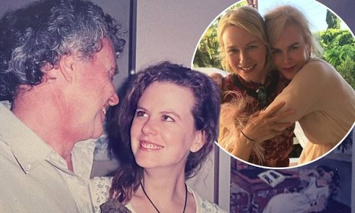 Nicole Kidman pays touching tribute to her late dad for Father's Day