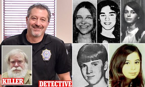 Detective coaxed a serial killer into confessing to FIVE murders