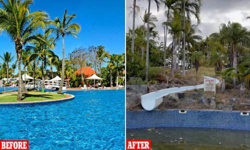 Photos reveal the downfall of one of Australia's most popular resorts