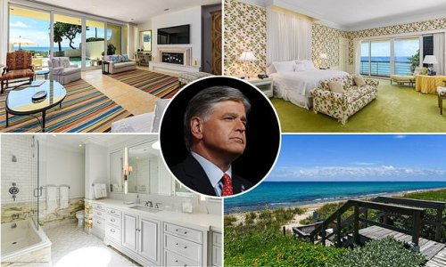 Sean Hannity buys $5.3 million home just three miles from Mar-a-Lago