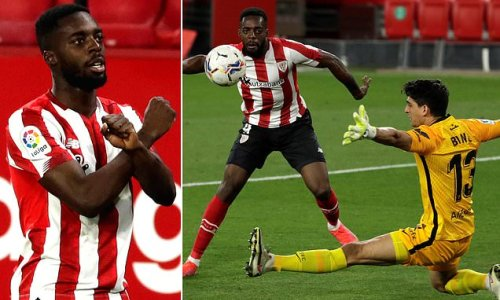 Williams plays in 191st consecutive LaLiga game for Athletic Bilbao
