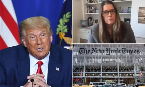 Trump sues niece Mary and NYT over 'insidious plot' to get tax records