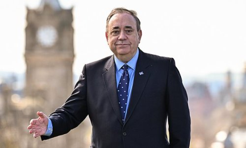 Nationalists at war as Salmond launches new attack on Nicola Sturgeon