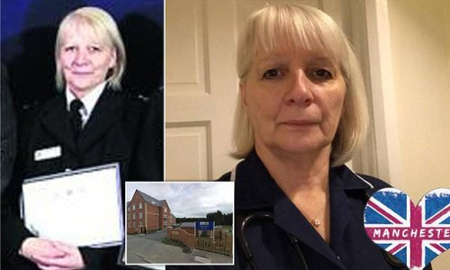 Nurse and ex police volunteer suspended for lying to help son