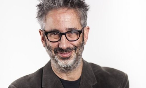 David Baddiel says the truth is rarely black and white