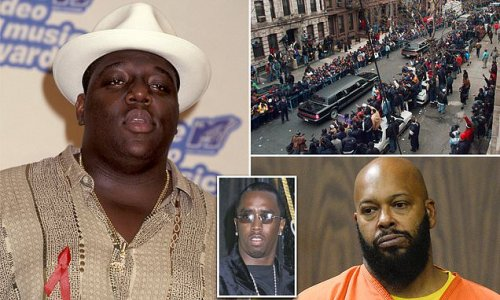 Notorious B.I.G. 'was executed in a hit arranged by Suge Knight'