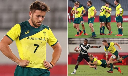 Aussie rugby sevens men out of the Olympics after quarter-final loss