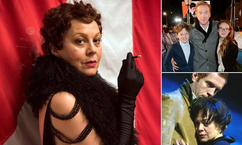 Helen McCrory: The 'feral' childhood and dangerous sex appeal of star