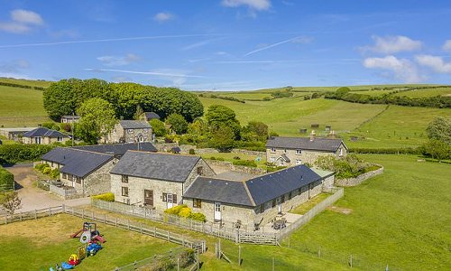 All the charm of the farm: Nine of the best rural retreats