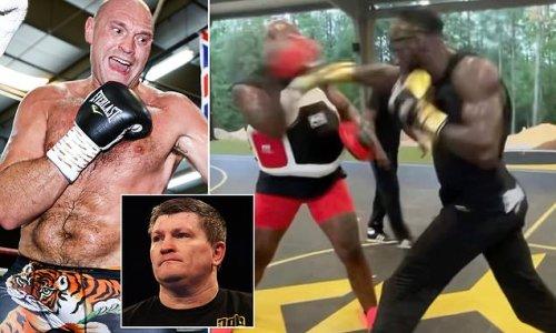 Hatton warns Fury not to underestimate Wilder's 'murderous punches