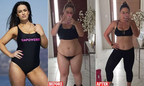 Mum who lost 37kg from meal prepping shares a look at daily diet