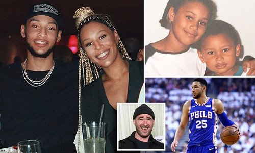 Ben Simmons' sister claims her half brother molested her age three