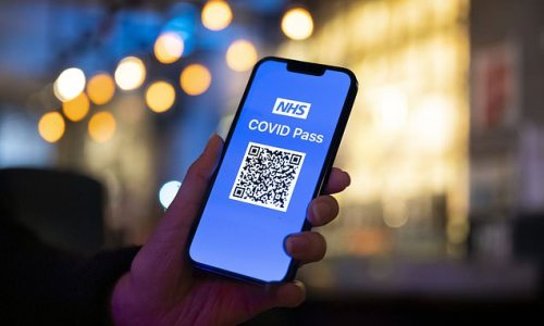 EU FINALLY approves NHS Covid app for British tourists