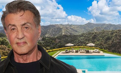 Sylvester Stallone DROPS price of Beverly Hills mansion to $85M