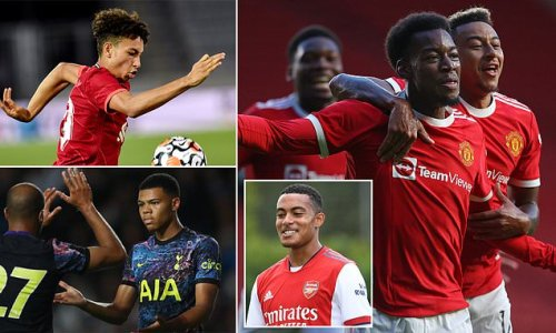 Meet the Premier League youngsters starring in pre-season this summer