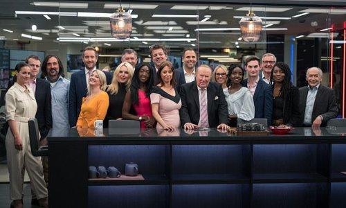 The who's who of GB News: The team behind new channel