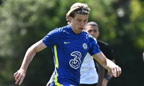Chelsea midfielder Conor Gallagher agrees Crystal Palace loan deal