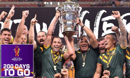 All remaining Rugby League World Cup tickets go on sale