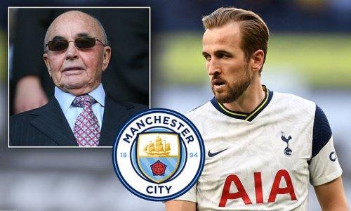 Spurs owner Joe Lewis at odds with Harry Kane over transfer saga