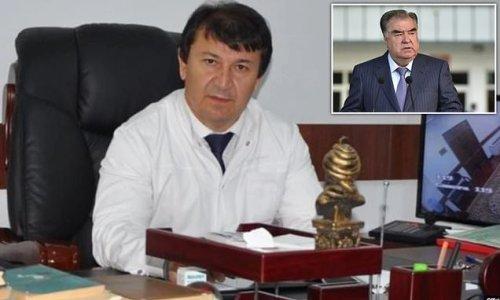 Nephews of Tajikistan's president 'severely beat health minister'
