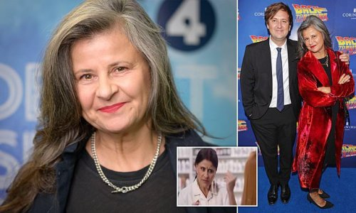 Tracey Ullman reveals her family kept her father's death a secret