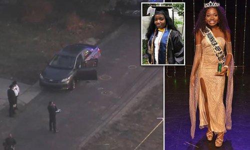 Nigerian beauty queen PhD student shot dead sitting in Philadelphia